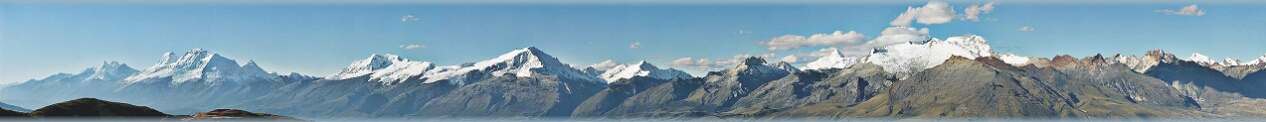 Cordillera Blanca Panorama. N�heres siehe unter Kooperation/Links